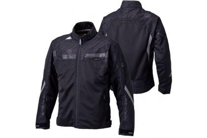 RS Taichi RSJ325 Racer Mesh Jacket Reflective Black