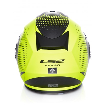 LS2 OF570 Spin Hi Vis Yellow