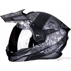 Scorpion Exo ADX-1 Battleflage Silver