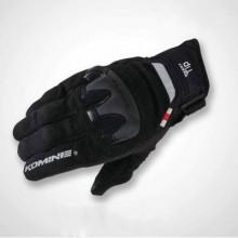 Komine GK-220 Protect Mesh Glove Black