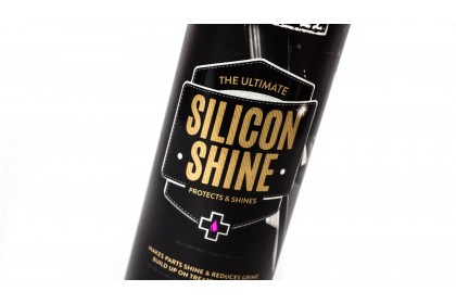 Muc-Off Motorcycle Silicon Shine