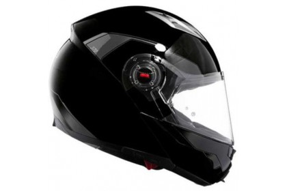 LS2 FF370 Helmet Shadow Matt Black