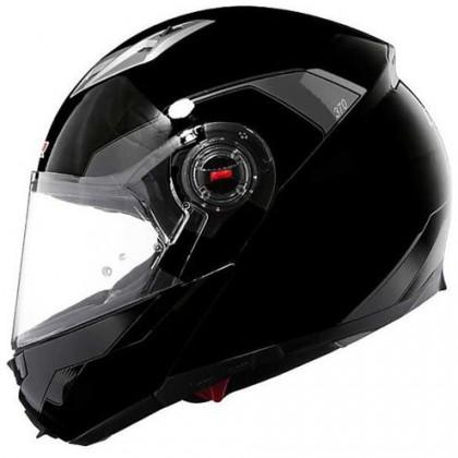 LS2 FF370 Helmet Shadow Matt Black