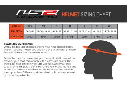 LS2 FF320 Stream Evo Gloss White Helmet