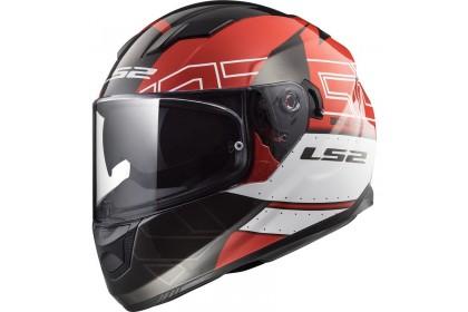 LS2 FF320 Stream Evo KUB Red Black