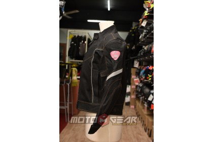 IZ2 IZ 309 Woman Black Jeans Jacket