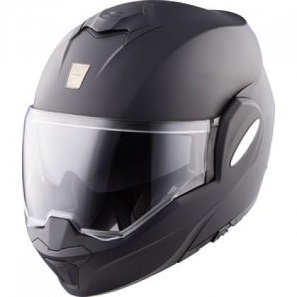 Scorpion Exo Tech Matt Anthracite Flip Up Helmet