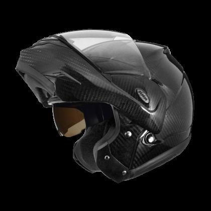 Zeus Helmet GJ-3500 Clear Carbon