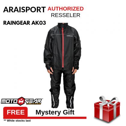 Araisport Raingear AK03