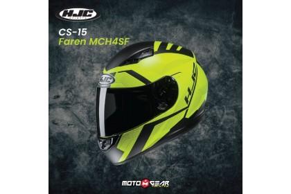 HJC CS-15 Faren MC4HSF