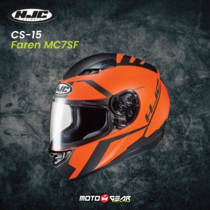 HJC CS-15 Faren MC7SF