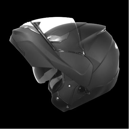 Zeus Helmet GJ-3100 Matt Black
