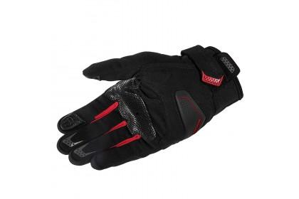 Komine GK-225 Protect Mesh Glove Black