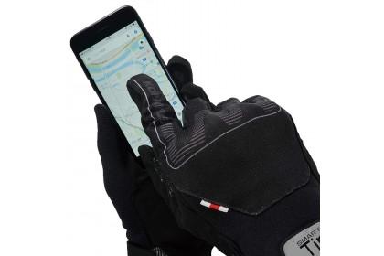 Komine GK-225 Protect Mesh Glove Red