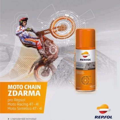 Repsol Moto Chain Lube (New)