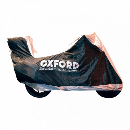Oxford Aquatex Motorcycle Cover (Top Box)
