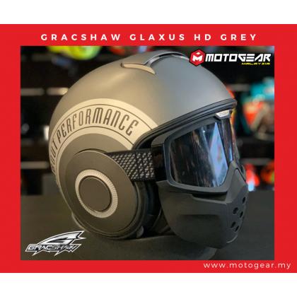 Gracshaw Glaxus HD Flat Grey