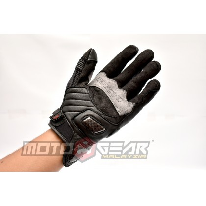 RS Taichi RST448 Armed Mesh Glove Green