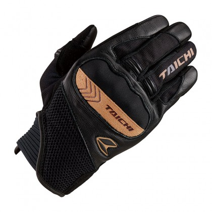 RS Taichi RST446 Scout Mesh Glove Gold