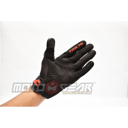 RS Taichi RST446 Scout Mesh Glove Gray Cube
