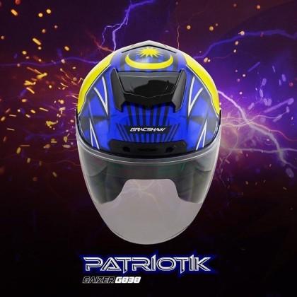 Gracshaw Gaizer Patriotik Special Edition