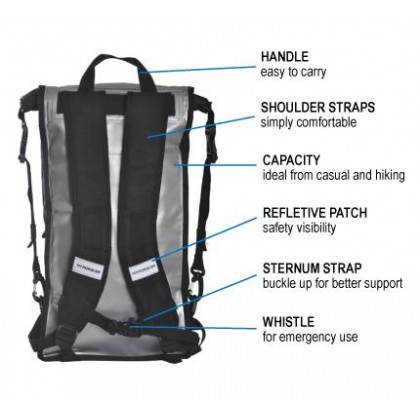 HyperGear Dry Pac Compact SV 20L