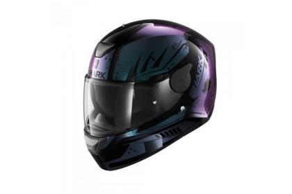 D-Skwal Dharkov Black Violet Glitter