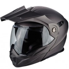 Scorpion Exo Adx-1 Anima Matte Black Helmet