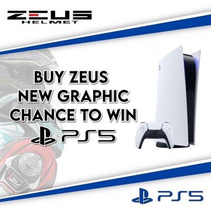 ZEUS ZS- 811 YELLOW AL41 WHITE