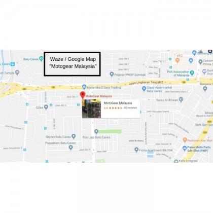 MT HELMET STREETFIGHTER A14 SKULL 2020 MATT ORANGE
