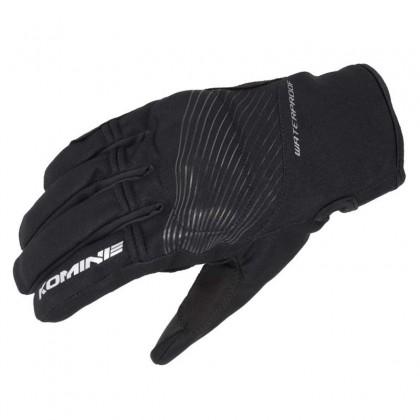Komine GK-245 Protect Rain Gloves Black