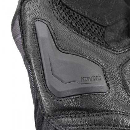 KOMINE GK-237 Protect Mesh Gloves (Neo Black Camo)