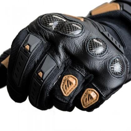 RS Taichi RST444 Velocity Mesh Glove Black White