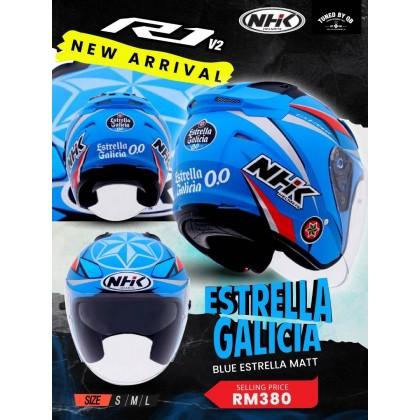 NHK R1V2 Estrella Galicia Blue Doff