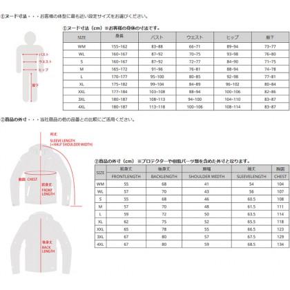 RS Taichi RSJ335 Quick Dry Parka Navy