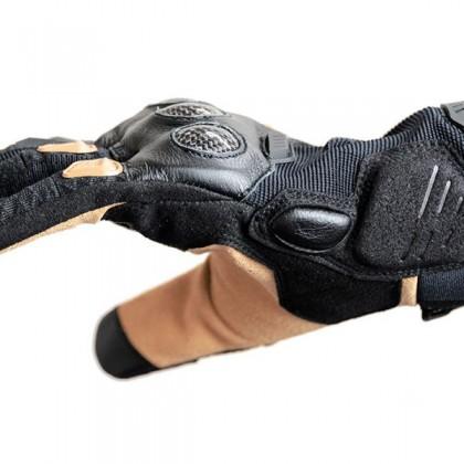 RS Taichi RST444 Velocity Mesh Glove Red White
