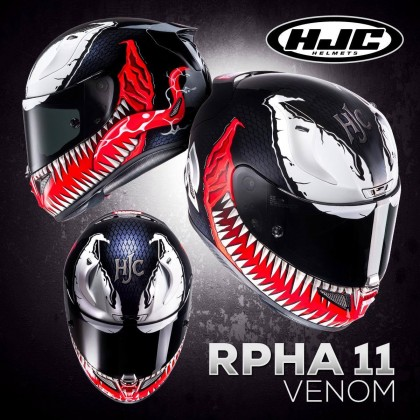 HJC RPHA 11 Venom MC1 Limited Edition
