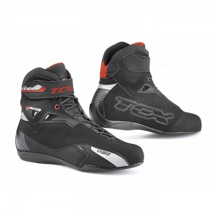 TCX 9505W Rush Waterproof Boots (Black/Red)