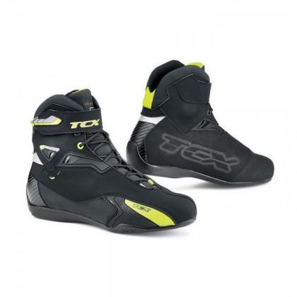 TCX 9505W Rush Waterproof Boots (Black/Yellow)