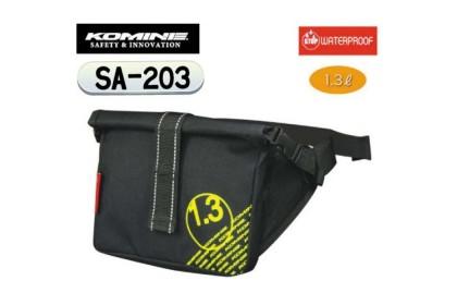 Komine KO SA-203 Waterproof Waist Bag