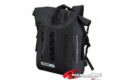 Komine SA-219 WP Backpack (Black)