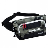 RS TAICHI RSB270 Waterproof Hip Bag (Camouflage)