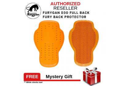 Furygan D3O Ful Back Fury Back Protector