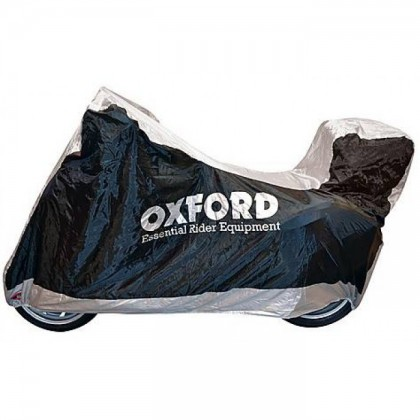 Oxford Aquatex Motorcycle Cover (Without Top Box)