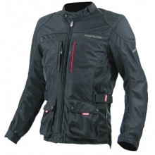 KOMINE JK-057 Touring Long Mesh Jacket CLASSIC (Black)