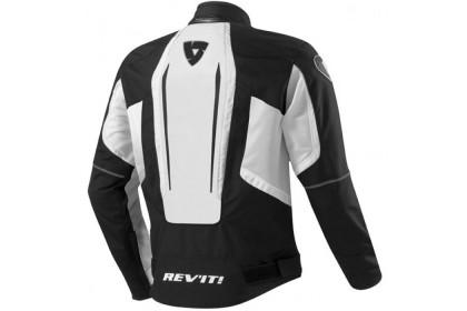 REV'IT! Airforce Jacket (White/Black)