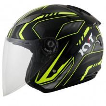 KYT Helmet Hellcat Arrow