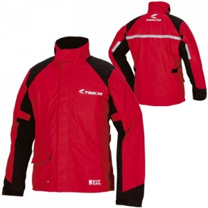 RS Taichi RSRR02 Drymaster Rain Suit (Women - Red)