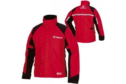 RS Taichi RSRR02 Drymaster Rain Suit (Women - Red)