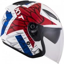 KYT Helmet Hellcat Star